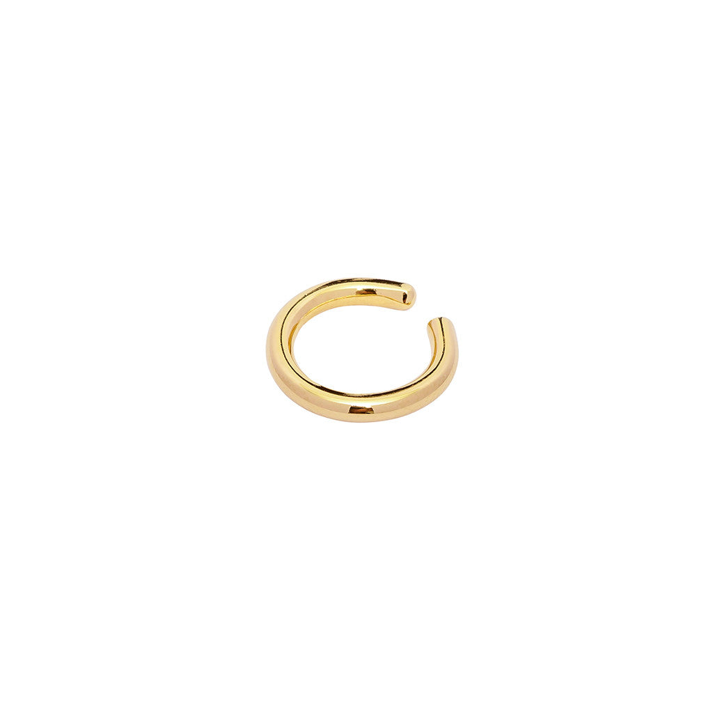 Gold Ear Cuff - (Single)