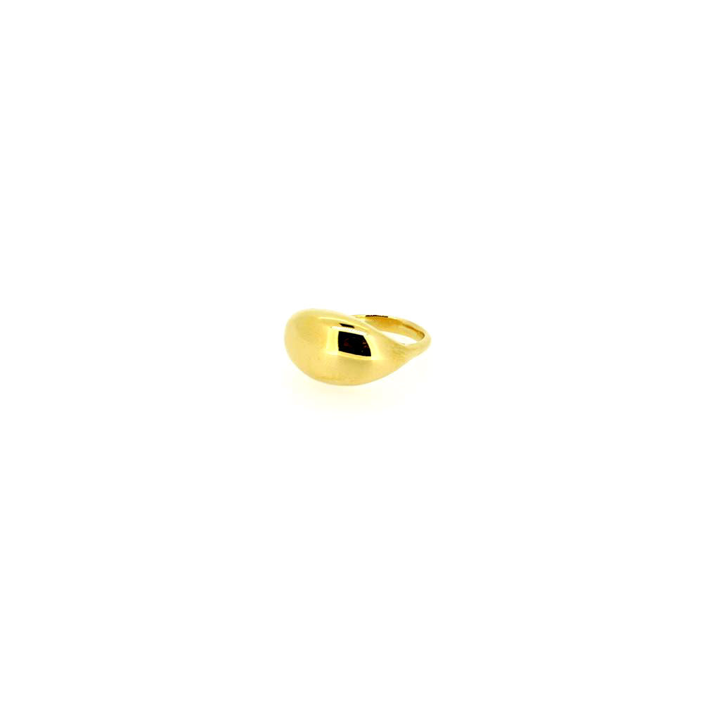 Gold Hepworth Ring