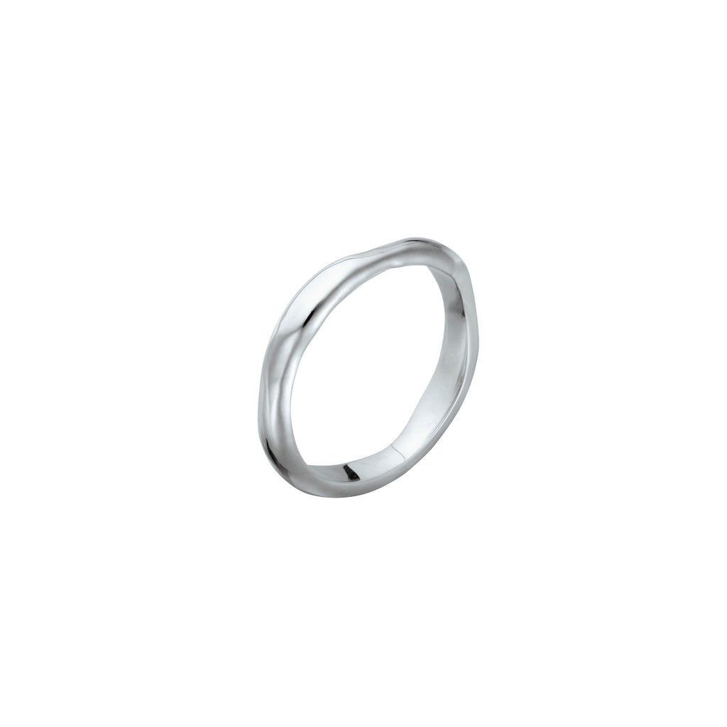 Ring Resize - Plain Stoneless Solid Sterling Silver