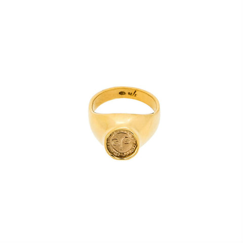 Gold Sophie Ring