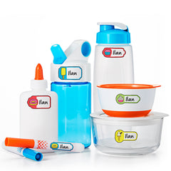 Color Me Organized Wash Safe Labels Sweets Set-Lulalu