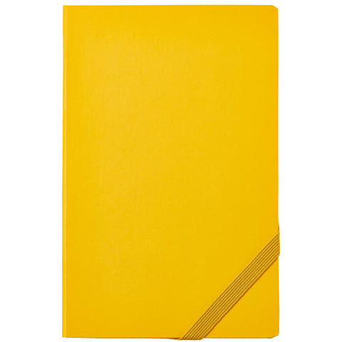 Color Me Organized Hardcover Notebook Orange-Lulalu