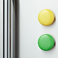 Lulalu Fridge Clip 2 Pack Set Green Apple & Lemon-Lulalu