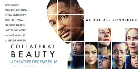 "Win a Pair of Advance Screening Passes for ""Collateral Beauty"" - Ottawa Only"