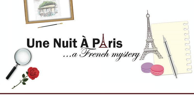 Une Nuit à Paris...a French Mystery