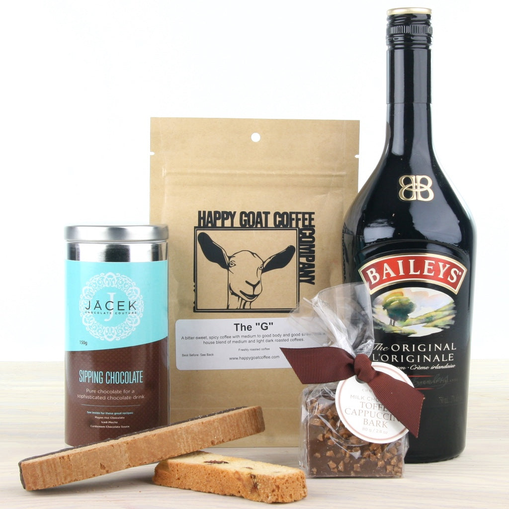 Bailey's Delight Gift Basket