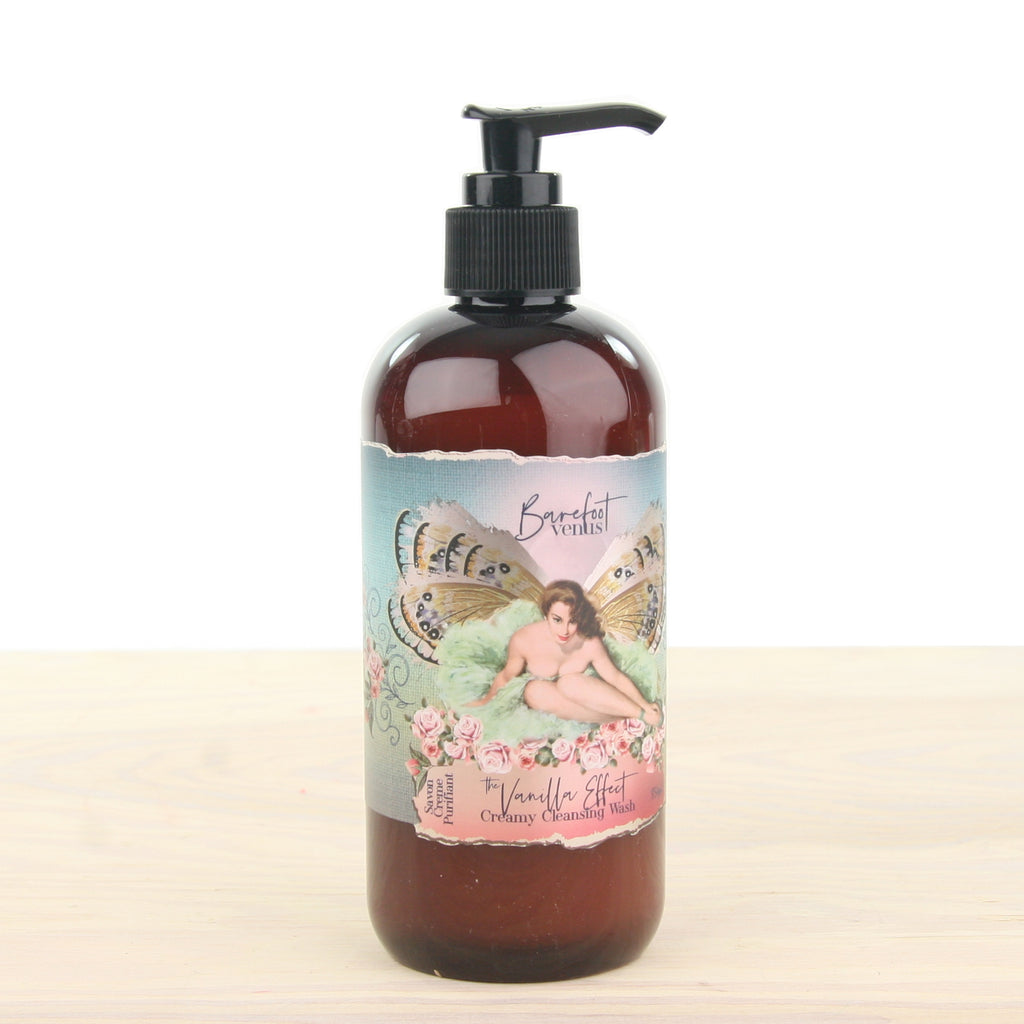Vanilla Effect Creamy Cleansing Wash