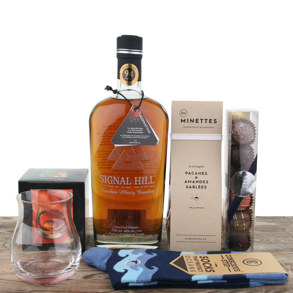 Canadian Whisky & Truffles