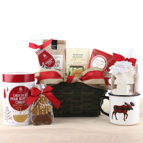 Cup of Cheer Gift Basket