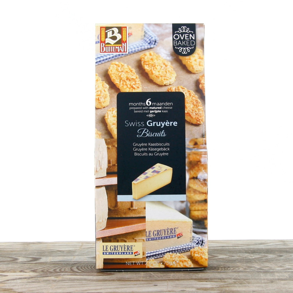 Gruyere Cheese Biscuit