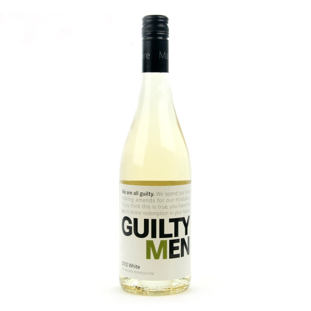 Malivoire Guilty Men White