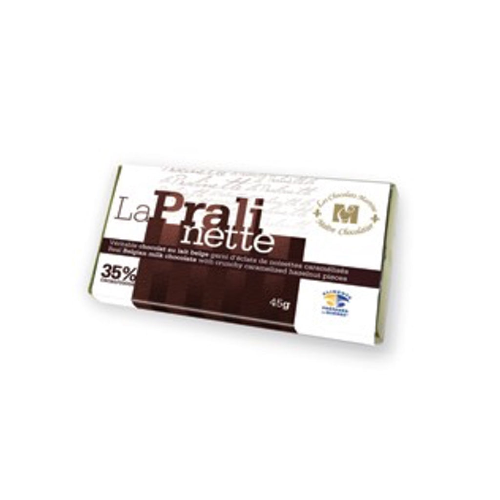 La Pralinette Gourmet Chocolate Bar