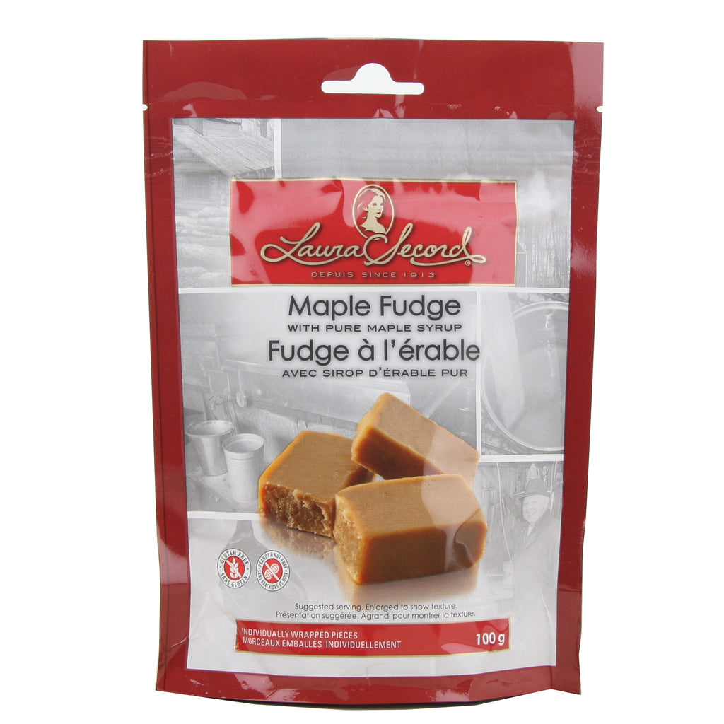 Maple Fudge by Laura Secord