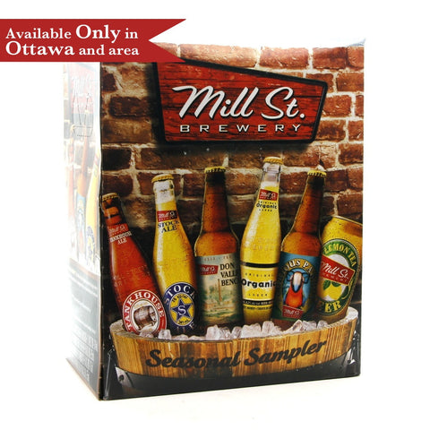 Mill Street Seasonal Sampler