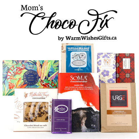 Mom's ChocoFix - Just for Mother's Day