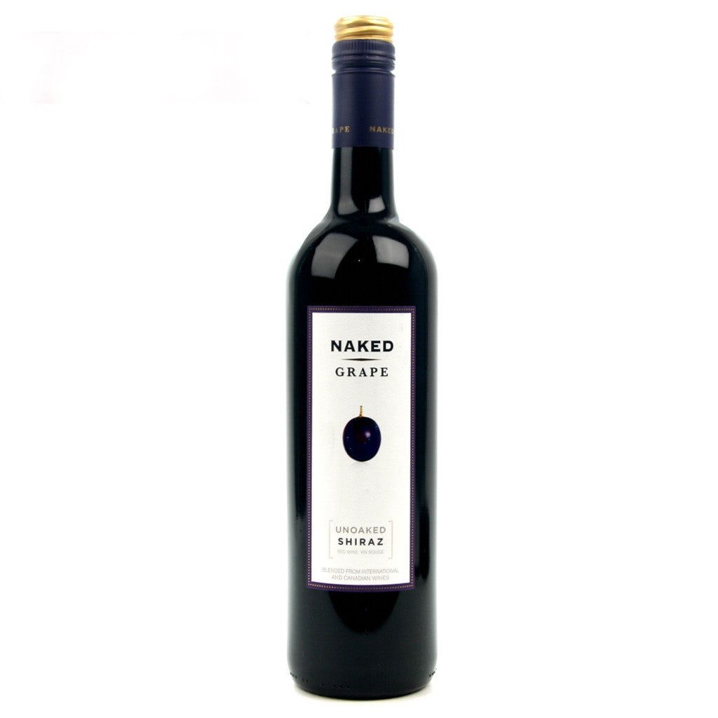 Naked Grape Shiraz
