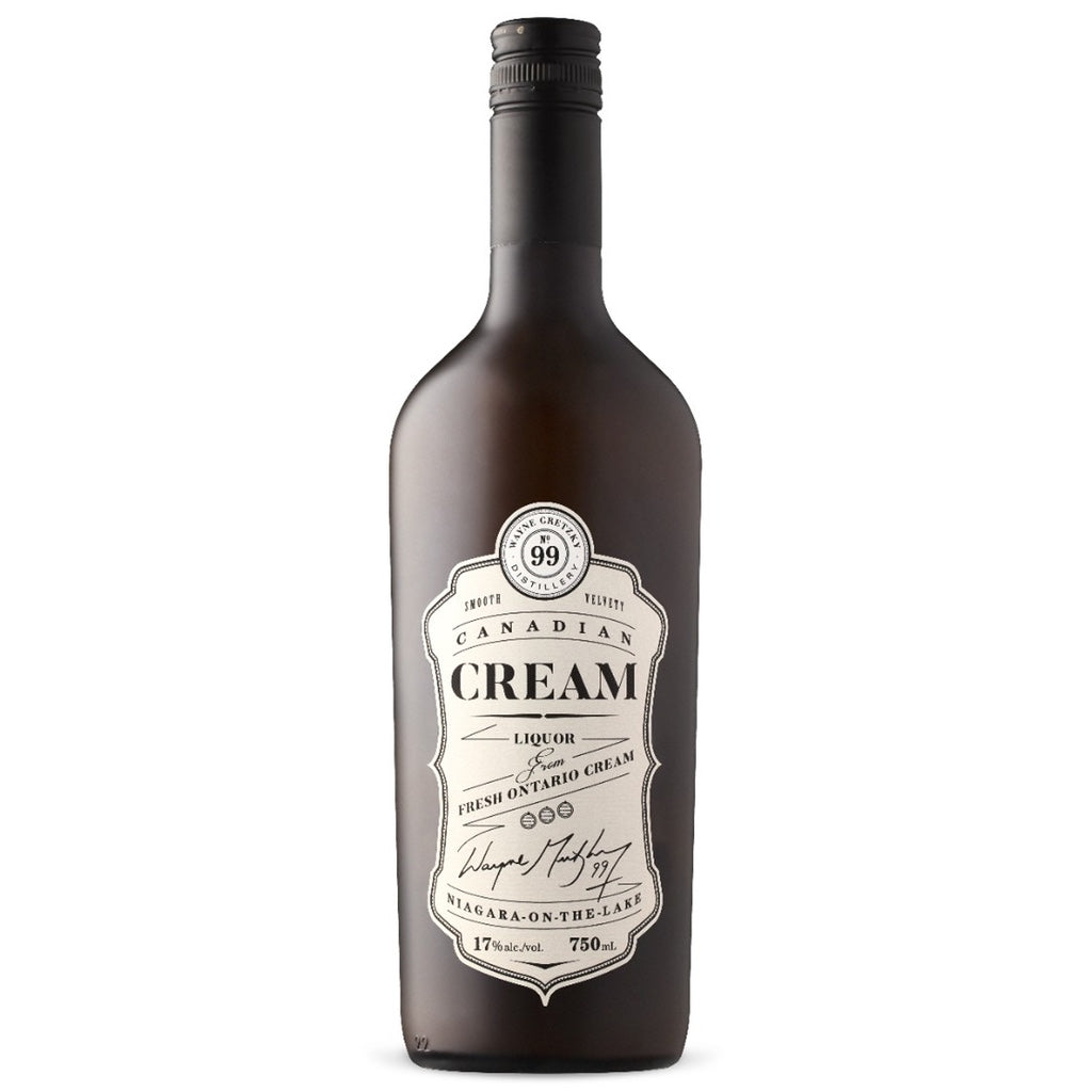 No. 99 Canadian Cream Whisky