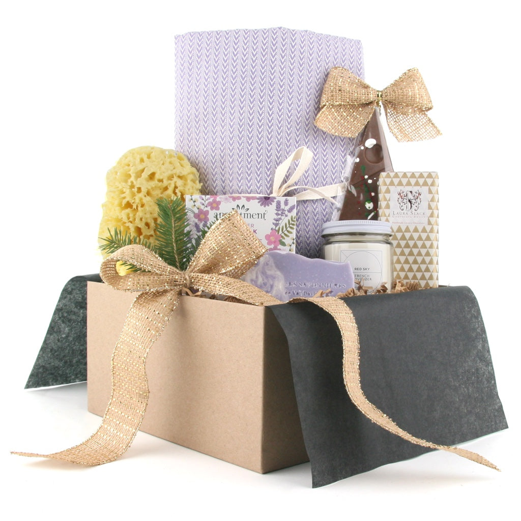 Peace Holiday Spa Gift Box