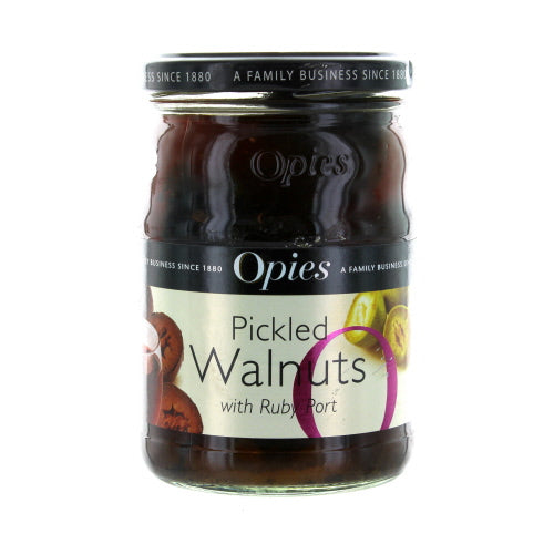 Pickled Walnuts
