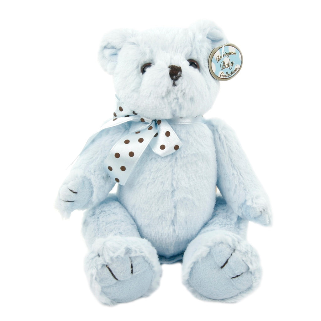 Blue Plush Teddybear