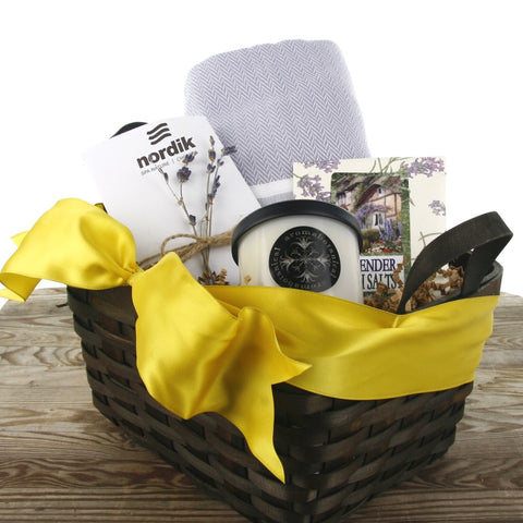 Recharge Spa Gift Basket