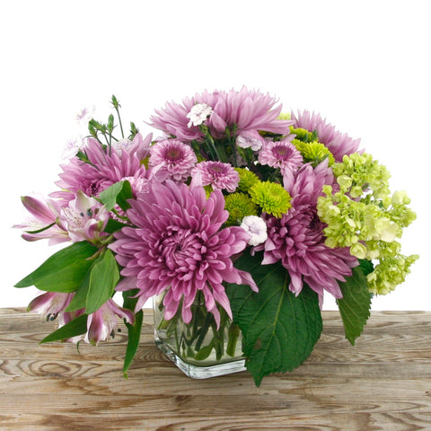 Spring Glory Flower Arrangement