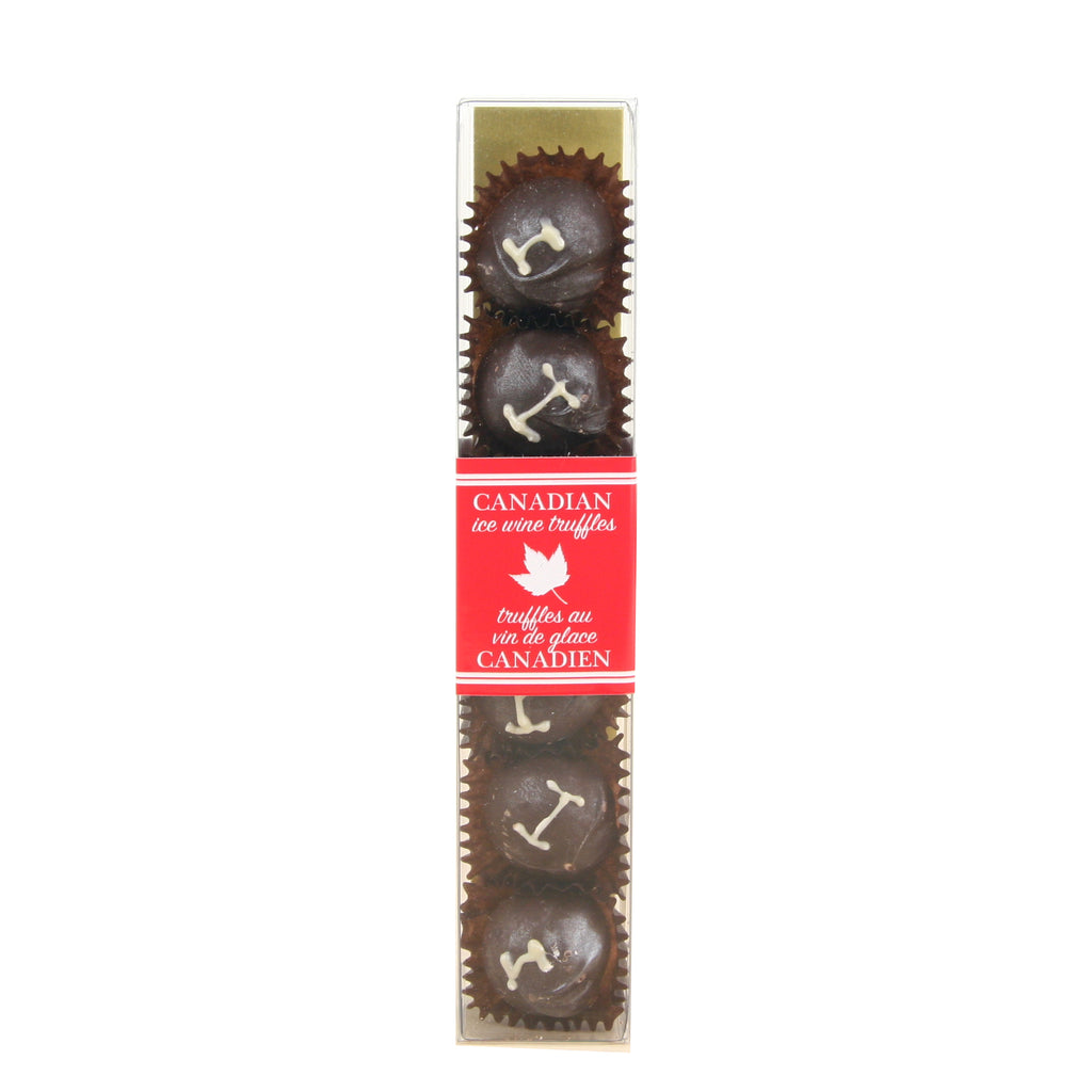 Canadian Ice Wine Truffles