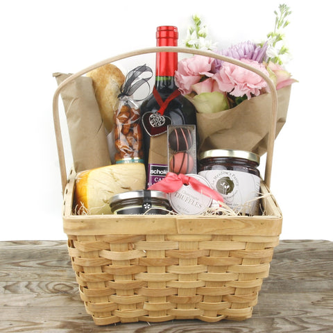 The Gourmet Basket