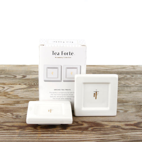 Tea Forté Tea Trays