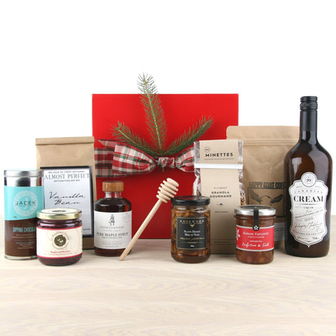 The Holiday Brunch Gift Box