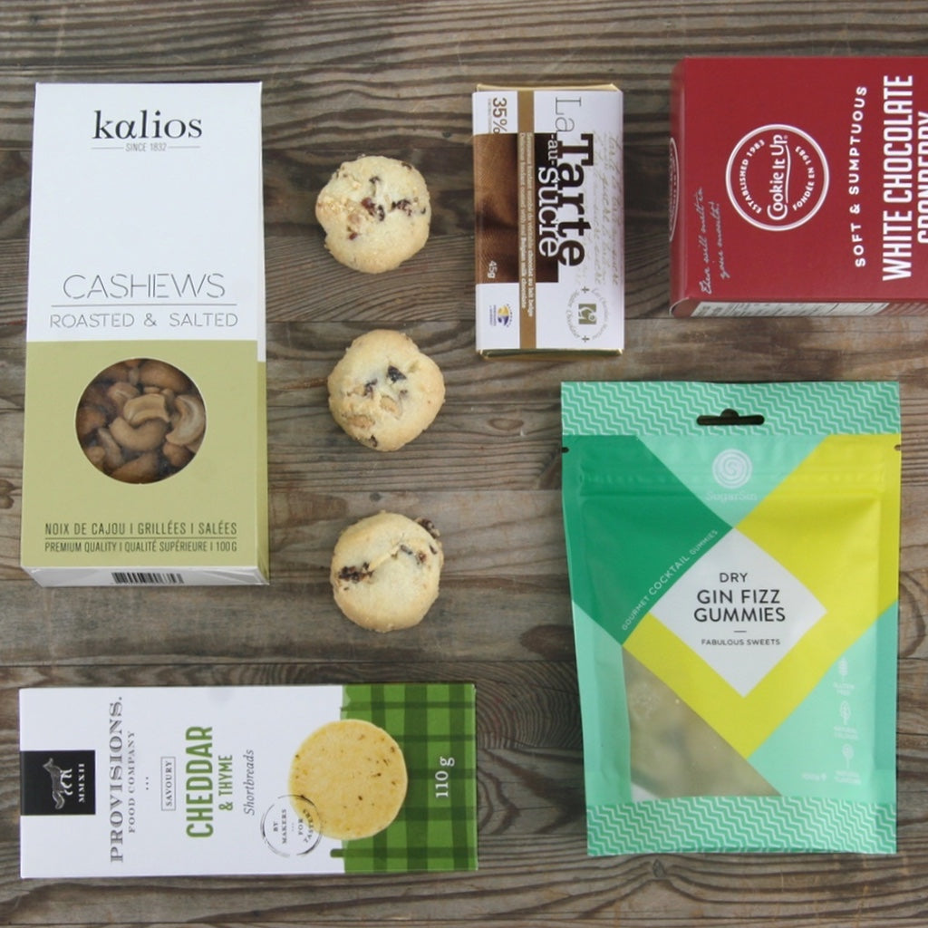 The Snacker Gourmet Gift Box