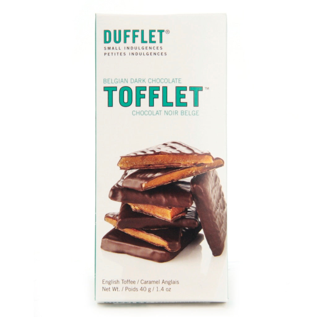 Dark Chocolate Covered Toffee