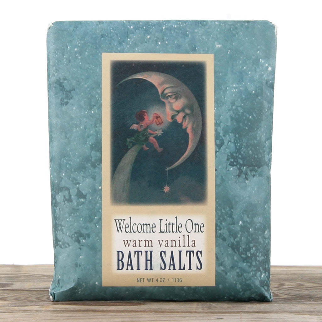 Welcome Little One Bath Salts