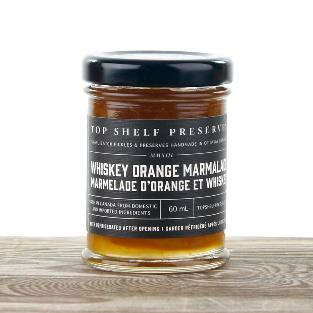 Whiskey Orange Marmalade
