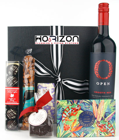 Horizon Large Wine Box