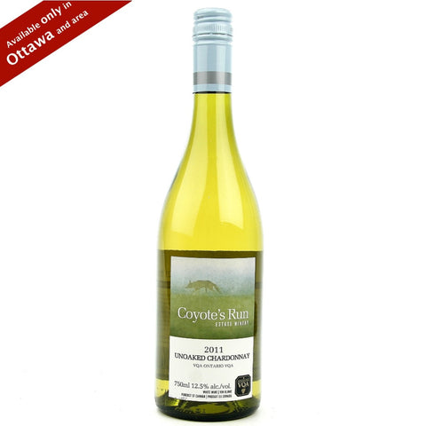 Coyote's Run Unoaked Chardonnay