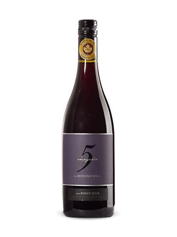Five Vineyards Pinot Noir