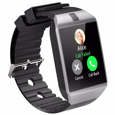 SmartWatch with Camera, Pedometer, and Message Notification