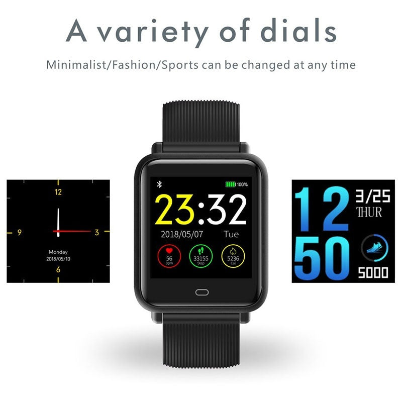 65b197e74b06a6 Affordable Smartwatch with Blood Pressure/oxygen Heart Rate Monitor - Smart  Watch Shop