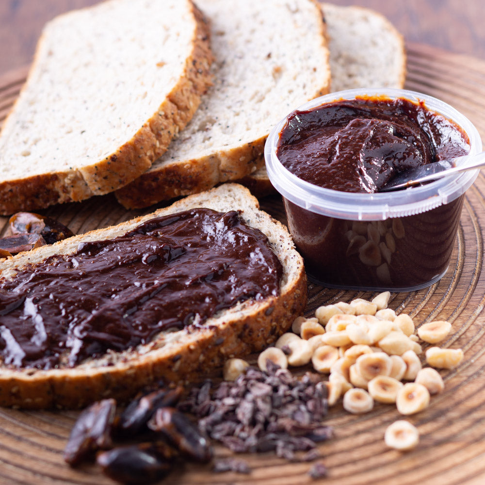 New Revive Choc Hazelnut Spread. Is it better than Nutella?