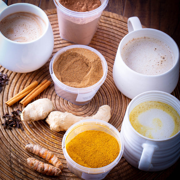 New Deliciousness: Revive Hot Drink Powders
