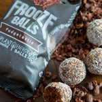 Frooze Balls 5 Pack - Fudgetastic - Revive Vegan Cafe