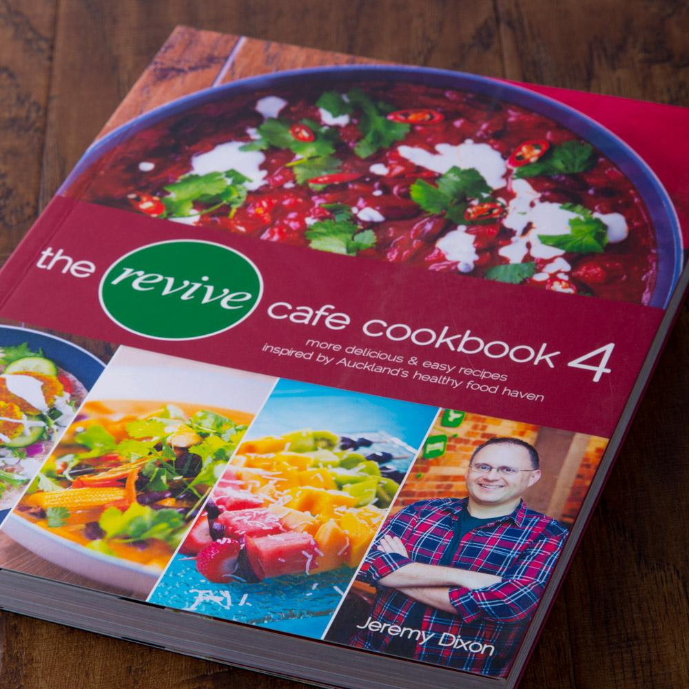 Cookbooks revive cafe the revive cafe cookbook 4 red forumfinder Image collections