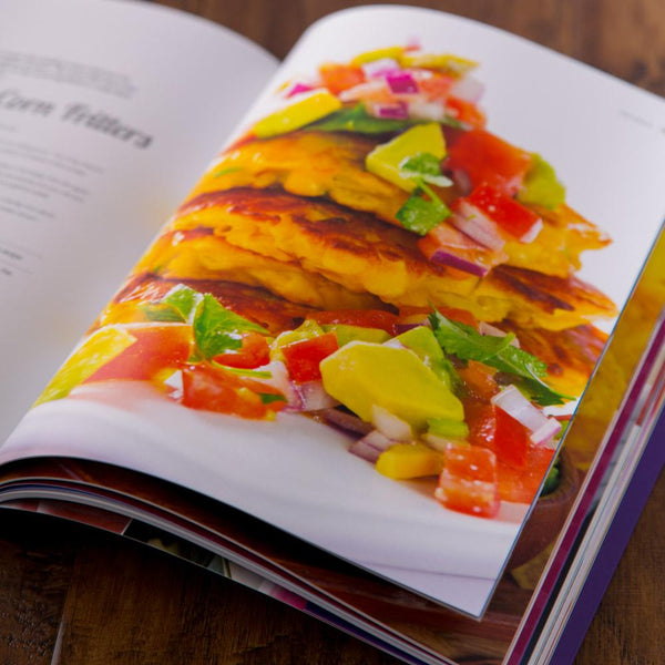 The Revive Cafe Cookbook 2 (Purple) - Revive Vegan Cafe