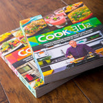 Cook:30.1 & Cook:30.2 (2 books) SET - Revive Vegan Cafe