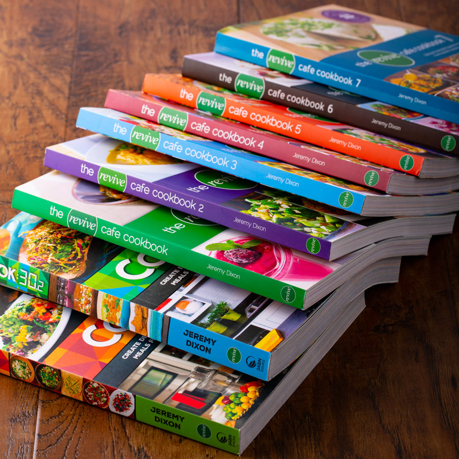 Cookbooks SUPER SET - 9 Books