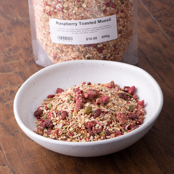 Revive Muesli - Raspberry Toasted 600g
