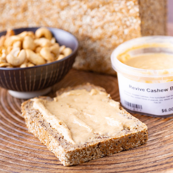 Revive Cashew Butter 200g - Revive Vegan Cafe