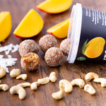 Frooze Balls Pottle - Mango Madness - Revive Vegan Cafe