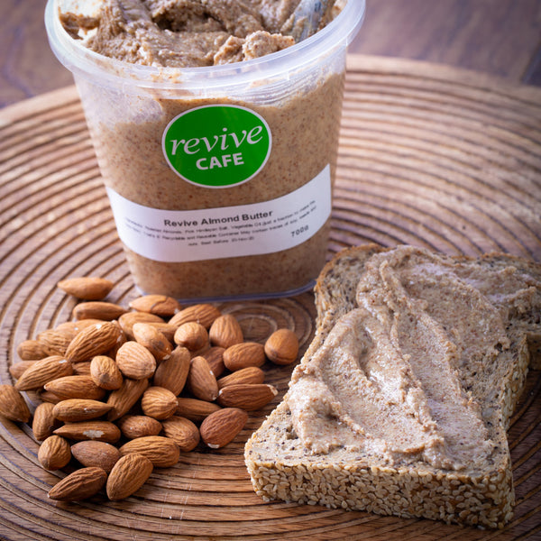 Revive Almond Butter 700g MEGA - Revive Vegan Cafe